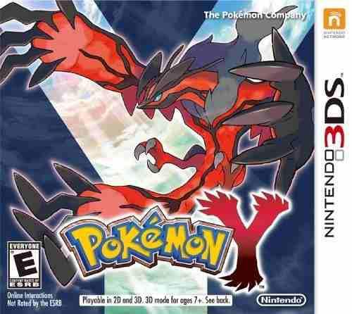 Videojuego Pokemon Y Nintendo 3ds Gaming Gamer