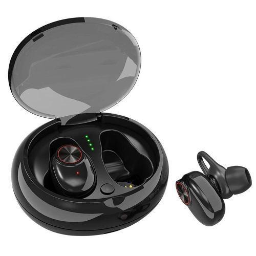 Audifonos Bluetooth V5 Manos Libres Inalambricos Cargador
