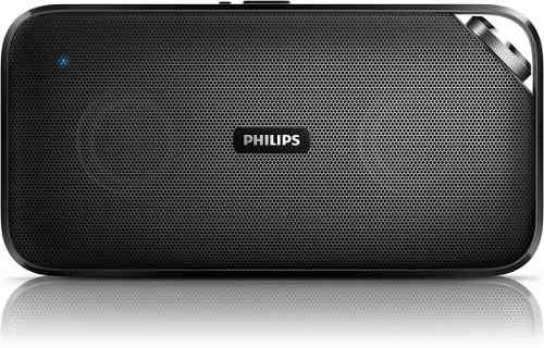 Bocinas Bluetooth Recargables Philips Nfc Potente Sonido