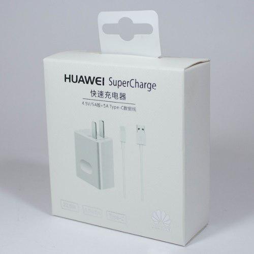 Cargador Huawei Tipo C Turbocargador Original