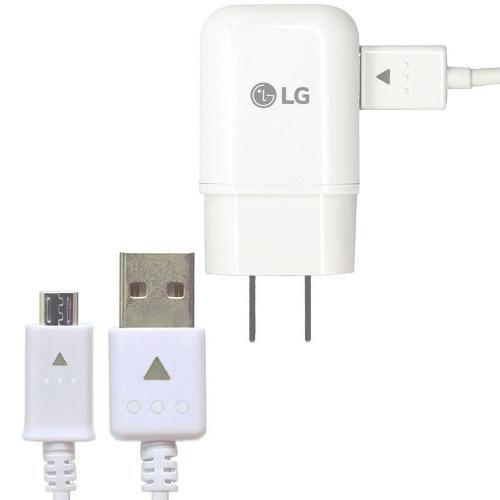 Cargador Lg G4 V10 Lg X Power 2 Carga Rapida Turbo