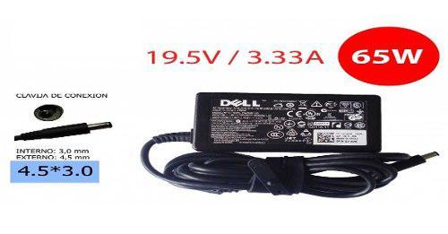 Cargador Original Dell Xps 11 12 13 14 15 18 3.34a 4.5 3.0