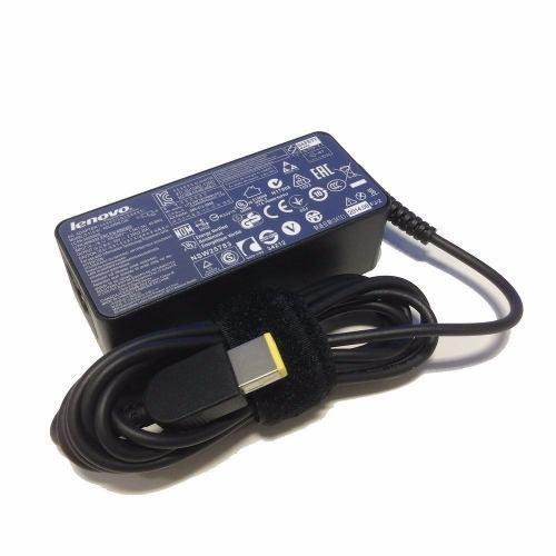 Cargador Original Lenovo 2.25a Adlx45nlc3a 20v 45w Usb Cable