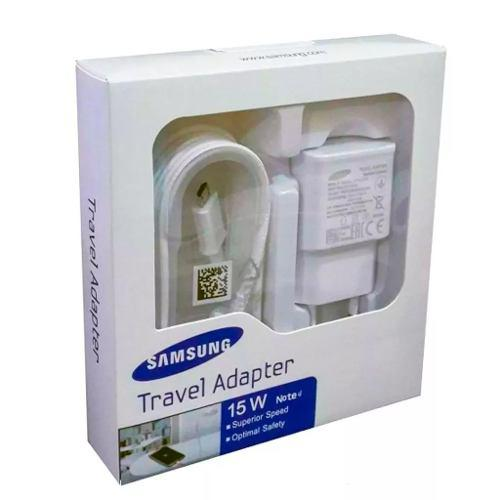 Cargador Original Samsung Con Cable V8 Carga Rápida J3 J5