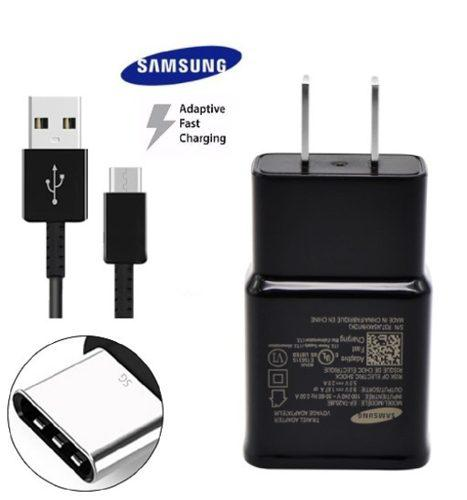 Cargador Original Samsung Tipo C Carga Rapida Galaxy S8, S8+