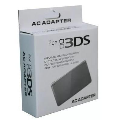 Cargador Para Dsi/dsi Xl/3ds/3ds Xl/ 2ds/new3ds Con Envio