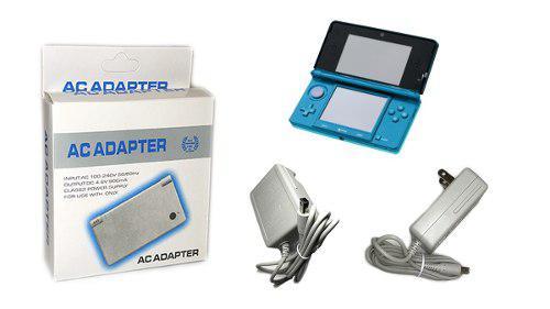 Cargador Para Nintendo New3ds, New3ds Xl, 3ds, 3ds Xl, 2ds