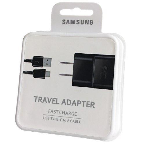Cargador Samsung Tipo C Carga Rapida S8 Nuevo Original Envio