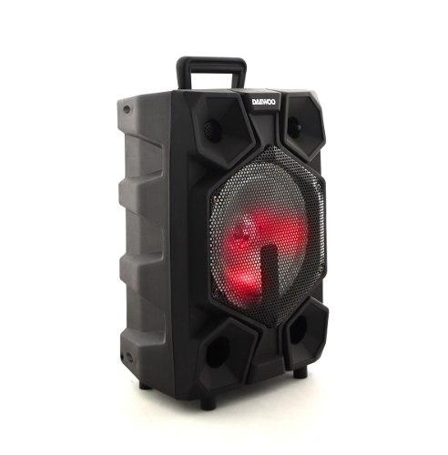 Daewoo Bafles Amplificados 8 Pulg Bluetooth Bocina /c