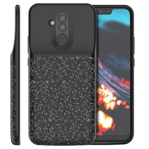 Funda Cargador Bateria Huawei Mate 20 Lite Color Negro