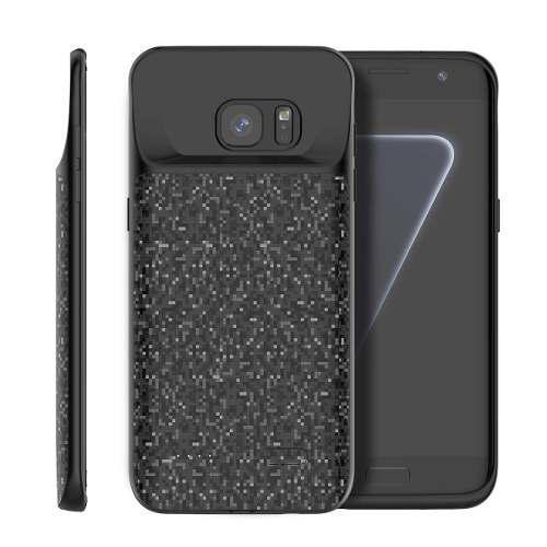 Funda Cargador Bateria Samsung Galaxy S7 Edge 5000mah