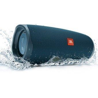 Jbl Bocina Portátil Charge 4 Bluetooth A Prueba De Agua