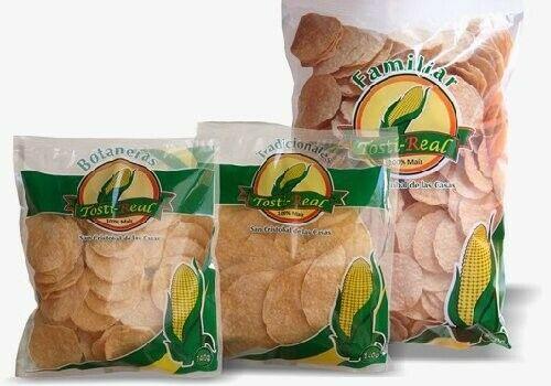 Las biodegradables y ecológicas con publicidad