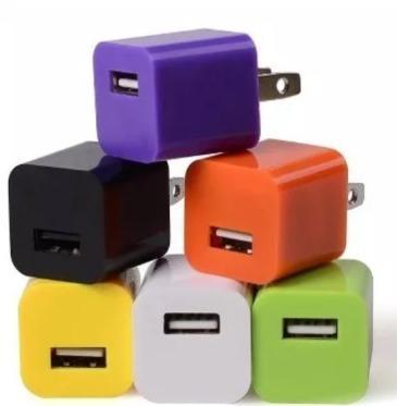 Lote 5 Pzas Cubo Sencillo De 1 Amper Access G R