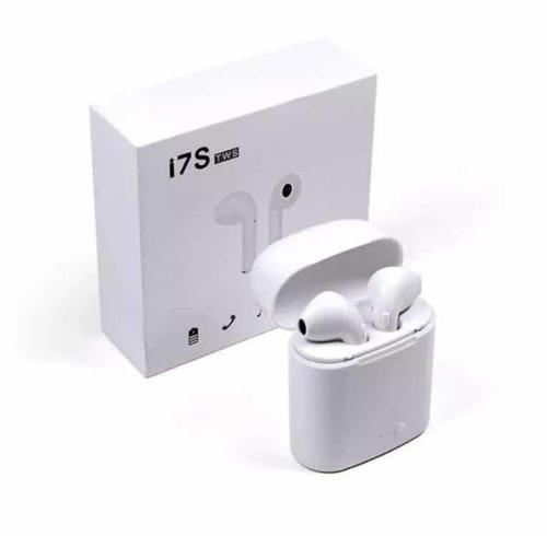 Mini Auriculares I7s Tws Tipo Airpods Bluetooth