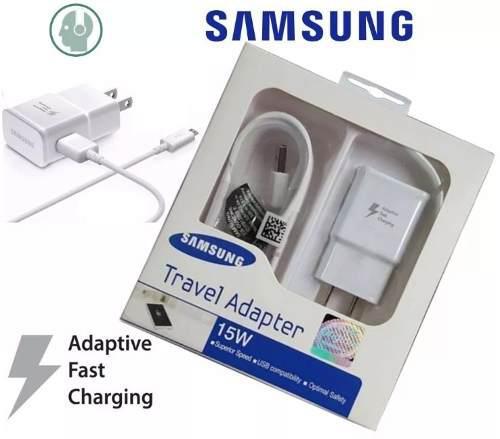 Paquete De Cargador Y Cable Samsung Quick Charger!