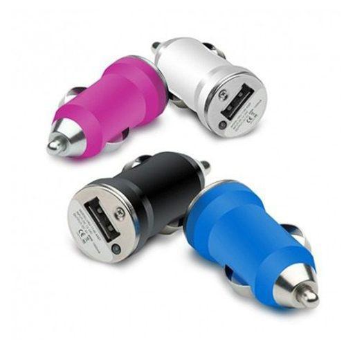 Plug In Cargador Para Auto Usb Sencillo 1 Ampere Mub03