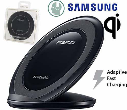 Promoción Cargador Inalámbrico Samsung Carga Rápida