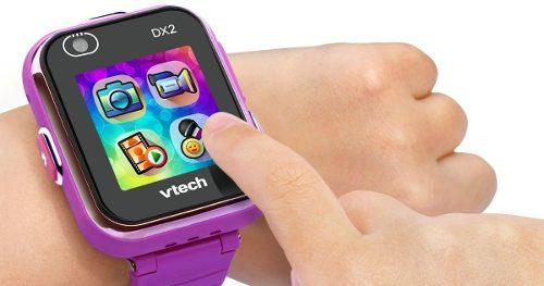Reloj Smartwatch Camara Video Niñas Kidizoom Dx2 Vtech Rosa