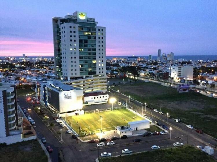 Renta de oficina en Torre Corporativa de Primer Nivel
