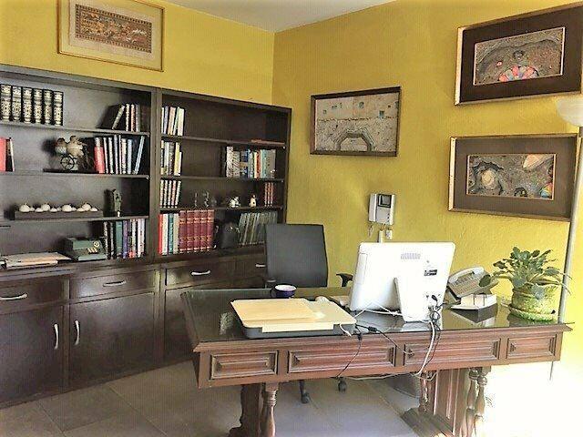 Renta de oficinas amuebladas en Cruz Verde, Coyoac