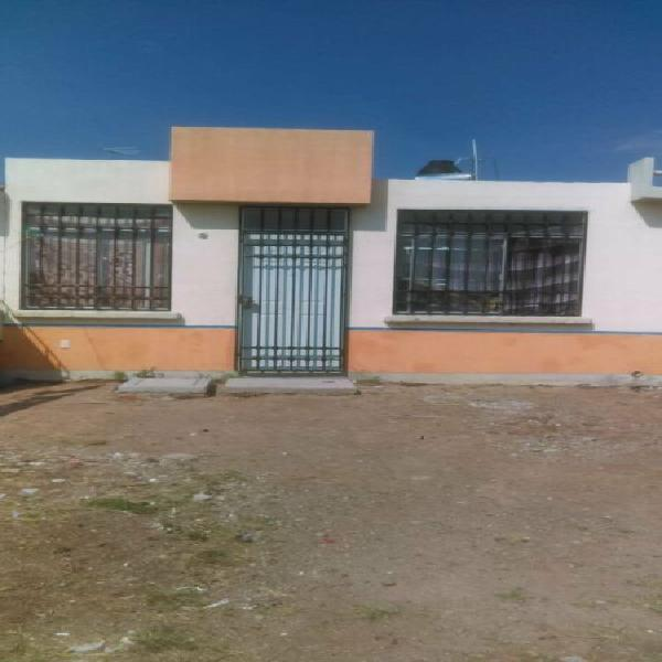 Traspaso casa en Aguascalientes