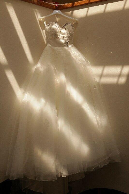 Vestido de Novia Bridenformal