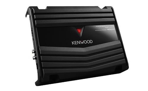 Amplificador De 2 Canales 400 Watts 2/4 Ohm Kenwood Kac-