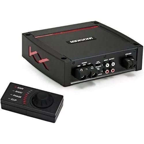 Amplificador Kicker Kxa Clase D 400w Rms Con Epicentro