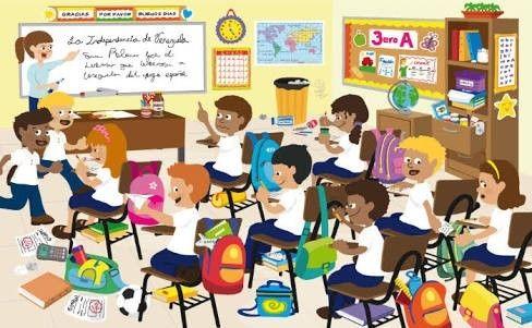 Apoyo en materias de primaria y secundaria