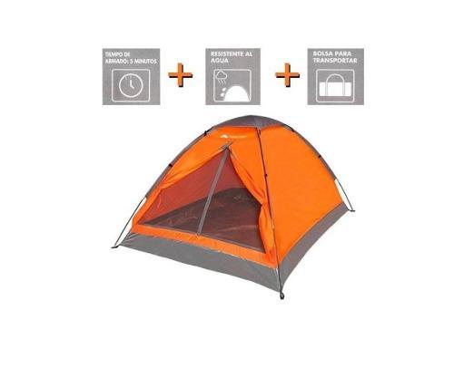 Casa De Campaña Para 2 Personas Ozark Trail Acampar