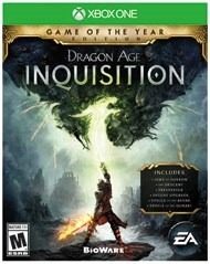 Dragon Age Inquisition Game Of The Year Xbox One Citygame