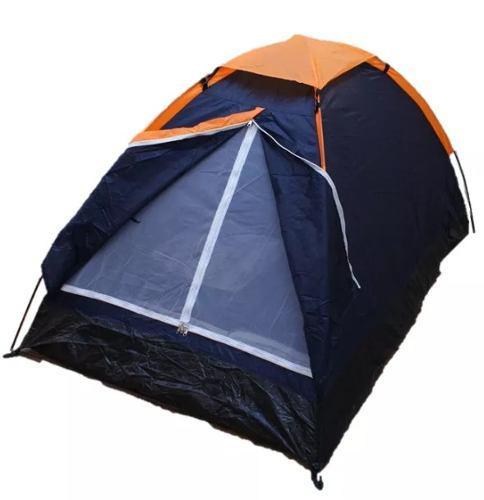 Grande Y Comoda Casa De Acampar Para 3 Personas