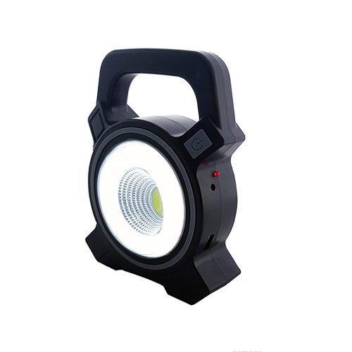 Lampara Emergencia Recargable Led Solar Linterna Tl-9009 /e