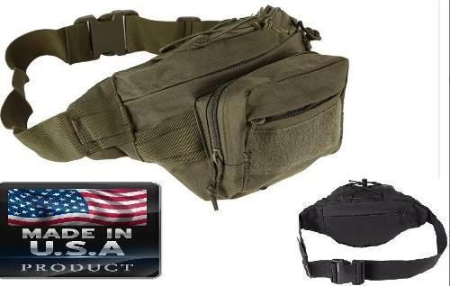 Mochila Cangurera Tactica Militar Made In Usa Sistema Molle