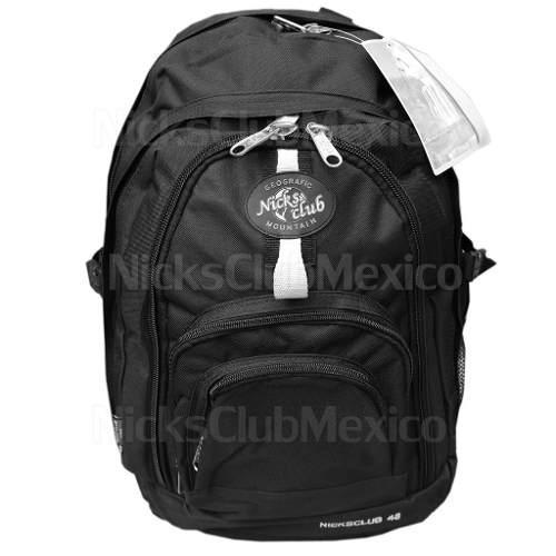 Mochila Jumbo Nicks Club Original 50 L Envío Gratis D18-n2