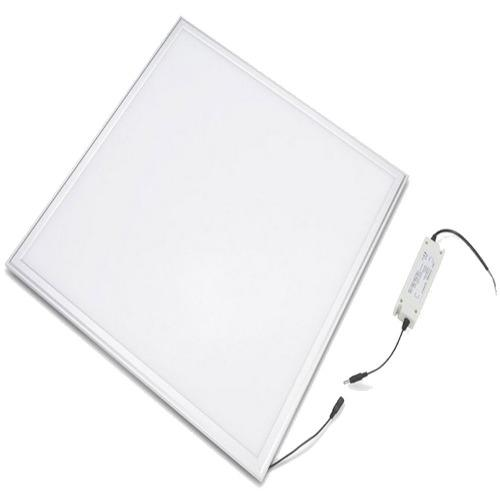 Panel 60x60 Led 48w Luz Fria O Calida Marco Blanco 4500 Lm