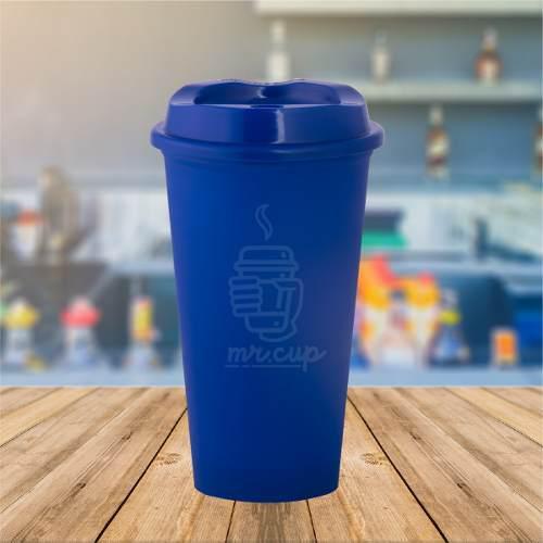 Paquete 30 Vasos Para Cafe Reusables Tipo Starbucks