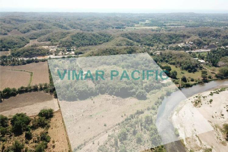 Rancho en venta en Tonameca Oaxaca/ rancho for sale in