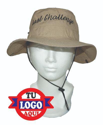 d5ddd3a30b9d8 Sombrero campismo cazador (facturamos)