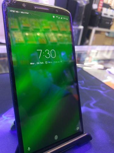 Telefono Celular Moto G6 Plus