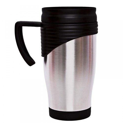 Termo Para Café Acero Inoxidable Y Plástico Alaska 400ml