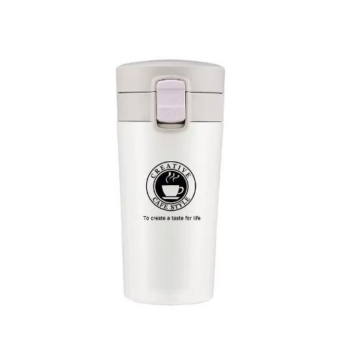 Termo Vaso Coffe Cup Agua Caliente Y Frio 380ml 1701 1pz