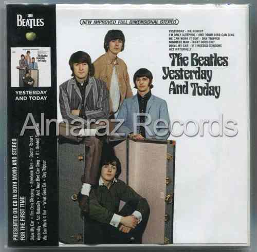 The Beatles Yesterday And Today Cd