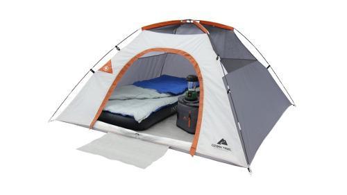 Tienda De Campaña Ozark Trail 3 Personas Camping Pesca