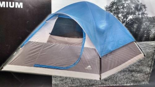 Tienda/casa De Campaña Ozark Trail Xilitla Para 3