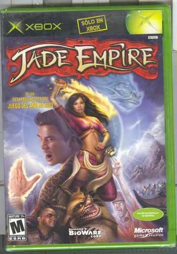 Xbox Jade Empire Envio Gratis Nuevo