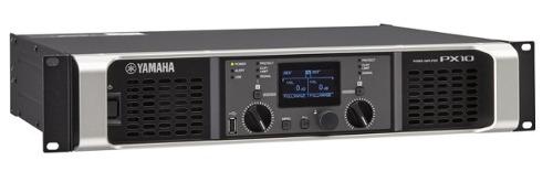 Yamaha Px10 Amplificador De  Watts A 8 Ohms E/gratis