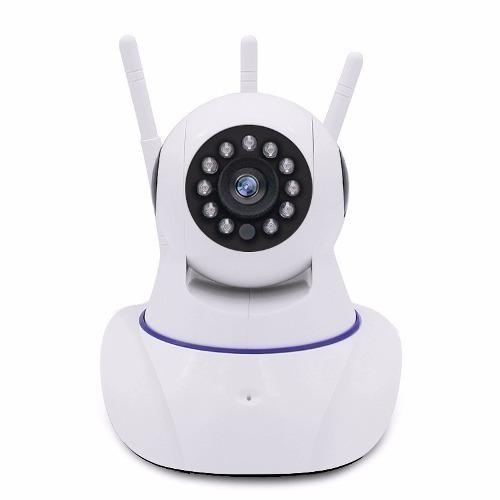 Camara De Seguridad Ip 360 Yoosee 3 Antenas Robotica p