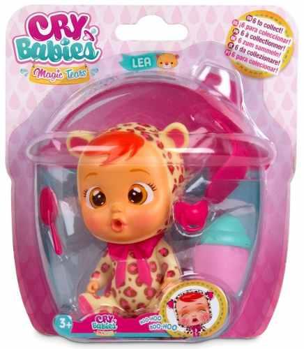 Cry Babies Lea Lagrimas Magicas 15 Cm